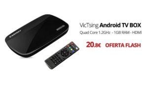 CHOLLO AMAZON! Android TV Quadcore Kodi por 20 Euros