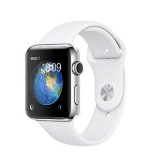 Vuelve el Chollo! Apple Watch Acero y pantalla Zafiro por 299 Euros (Oferta Cupon Descuento)