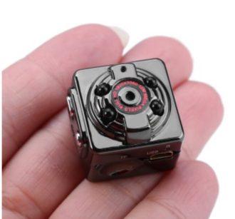 Chollaco! Micro Camara SQ8 FullHD por 6€ (Oferta Cupon Descuento)
