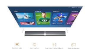 Novedad! Barra de Sonido Xiaomi Mi TV Bar por 181€