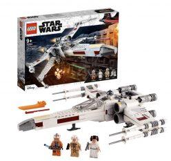 PRECIAZO desde ESPAÑA! Lego Star Wars Caza Ala-X de Luke Skywalker a 33€