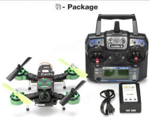Chollon! Drone de carreras Eachine Falcon 180 por 87€