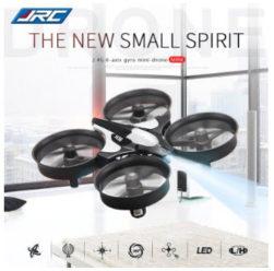Chollo! Drone JJRC H36 a 8€