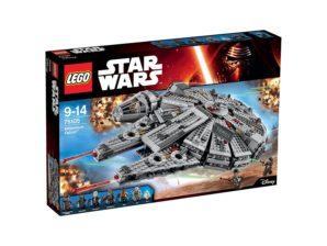 LEGO Star Wars – Halcón Milenario al mejor precio