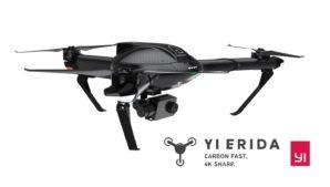 NOVEDAD! Xiaomi DRONE Xiaoyi YI Erida Tri-rotor 4K por 447 Euros