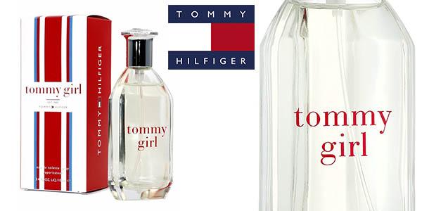 Chollo Amazon Llega para Reyes! Perfume Tommy Hilfiger Girl por 19,9€ (Oferta Cupon Descuento)