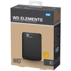 CHOLLO! Disco duro externo 2TB (USB 3.0) WD Elements por 87.99€