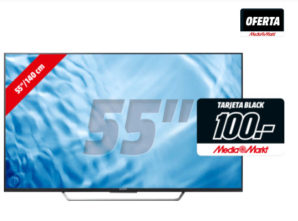 ¡Chollo! Smart TV Sony 55XD7005 Ultra HD 4K de 55″ por 828€