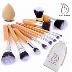 OFERTA! Lote de Brochas y Pinceles de Maquillaje START MAKERS por 11,24€