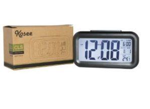 OFERTA! Despertador Digital LED Kosee por 7.99€