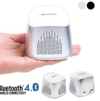CHOLLO! Mini altavoz Bluetooth Alpatronix AX310 por 4.95€ (Oferta Cupon Descuento)