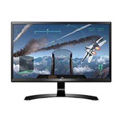 OFERTA! Monitor de 24 pulgadas 4K LED IPS LG por 264,99€