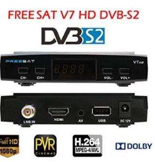 OFERTA! Freesat V7 con USB WIFI por 39€ (Oferta Cupon Descuento)