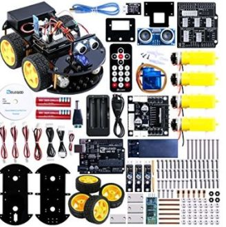 Chollo smart robot car kit v 20 elegoo uno r por 6799 smart robot car kit v 20 elegoo uno r por 6799 malvernweather Choice Image