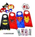 OFERTA AMAZON! Disfraces de Superheroes por 16.46€