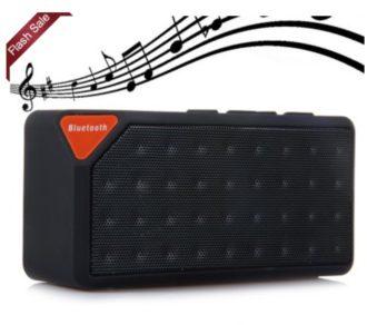 Precio de Risa! Altavoz Bluetooth FM por 3,61€ (Oferta Cupon Descuento)