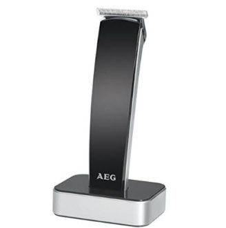 Chollo Amazon! Corta-pelo + Corta-barba AEG HSM/R 5673 por 12€ (Oferta Cupon Descuento)