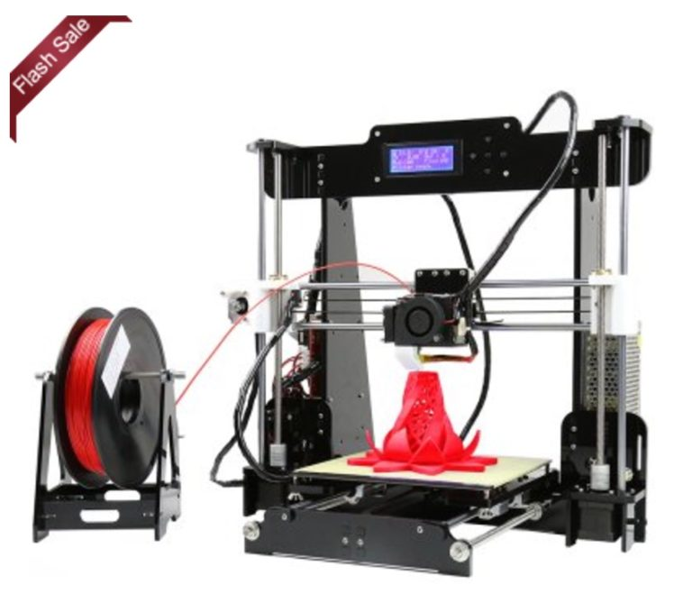 CHOLLO Desde España! Impresora 3D Prusa I3 Anet A8 a 85€