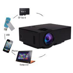Chollo Amazon! Proyector Archeer HD 1200lm por sólo 49€