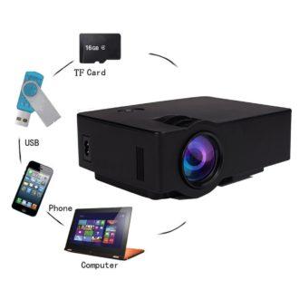 Chollo Amazon! Proyector Archeer HD 1200lm por sólo 49€ (Oferta Cupon Descuento)