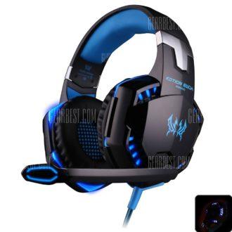 Chollazo! Auriculares EACH G2000 Gaming por 9.65€ (Oferta Cupon Descuento)