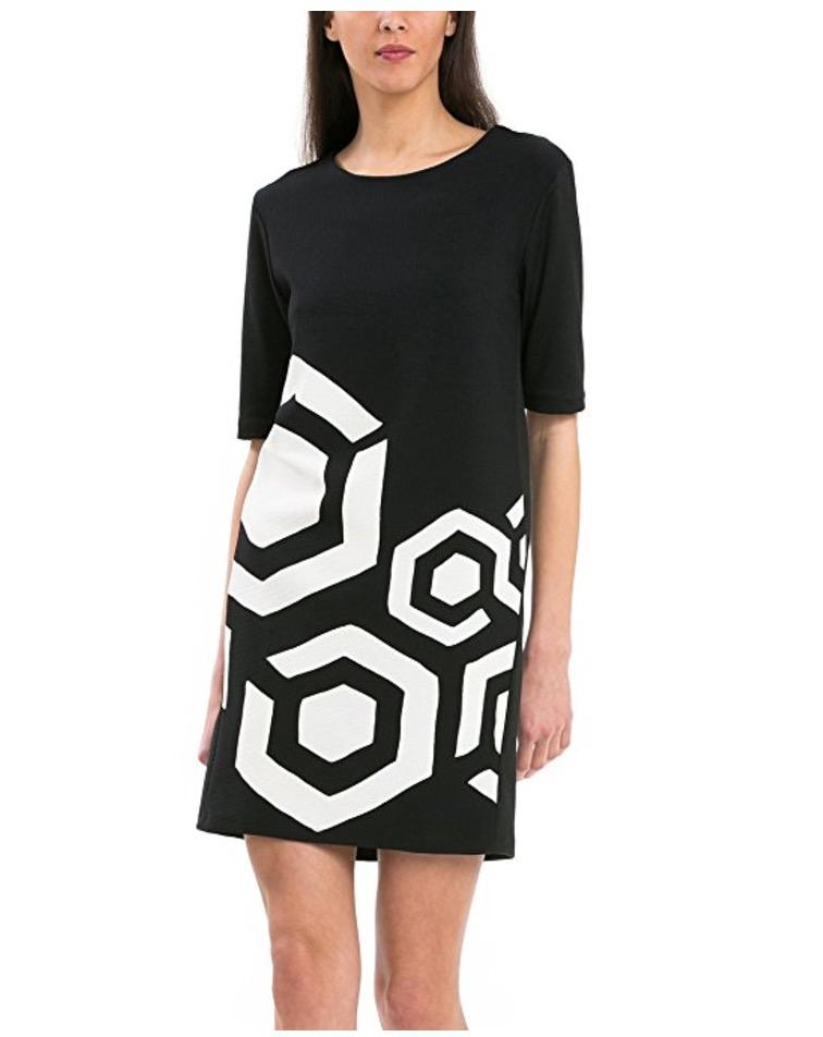 Moda Amazon! Vestido Desigual Cuvy por 32€