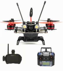 Vuelve el Chollo! Drone de carreras Eachine 180 + Gafas FPV por 128€