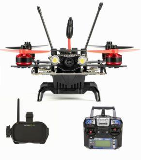 Vuelve el Chollo! Drone de carreras Eachine 180 + Gafas FPV por 128€ (Oferta Cupon Descuento)