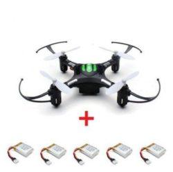 Volaran! Drone Eachine H8 + 5 baterias a 20€
