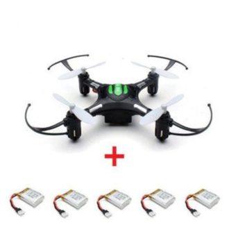 Volaran! Drone Eachine H8 + 5 baterias a 20€ (Oferta Cupon Descuento)