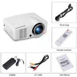Chollazo Amazon! Proyector Excelvan LED por 65€