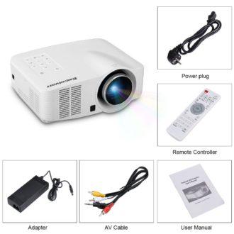 Chollazo Amazon! Proyector Excelvan LED por 65€ (Oferta Cupon Descuento)