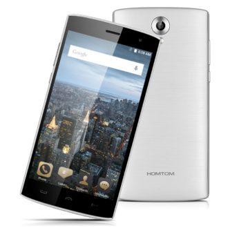 Chollo Amazon! Homtom HT7 PRO 2GB sólo 69€ (Oferta Cupon Descuento)