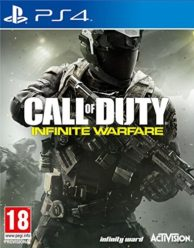 Rebaja Amazon! Call Of Duty: Infinite Warfare por solo 29,95€