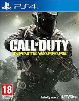Rebaja Amazon! Call Of Duty: Infinite Warfare por solo 29,95€ (Oferta Cupon Descuento)