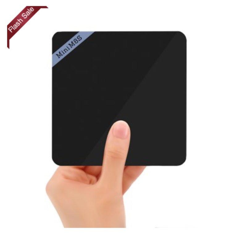 TV Box M8S II 2GB/16GB sólo 32,51€