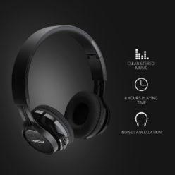 Chollo Amazon! Auriculares Bluetooth Mpow Thor por 18,99€