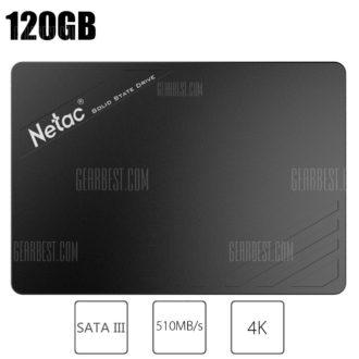 Chollazo! Netac SSD 120GB por 36€ (Oferta Cupon Descuento)