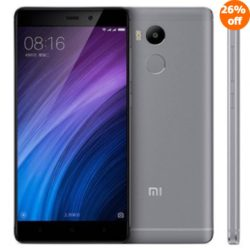 Minimo Historico! Xiaomi Redmi 4 16/32GB desde 116€