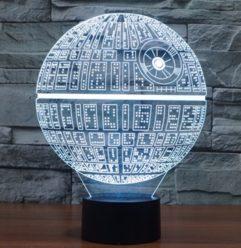 Chollazo! Hologramas Star Wars por 17€