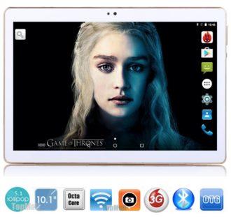 """Chollazo! Tablet 10"""" 4GB RAM Octacore por sólo 84€ (Oferta Cupon Descuento)"""