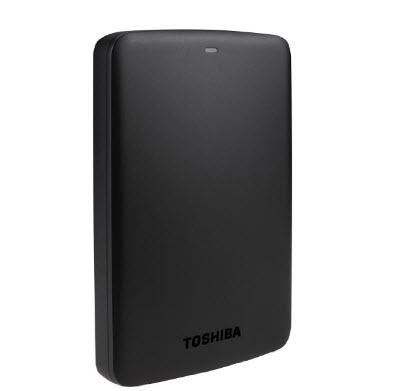 Precio Minimo! Disco duro Toshiba 1TB USB 3.0 Super speed por 39€