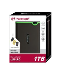 Disco duro externo 3.0 de 1TB Trascend sólo 50€