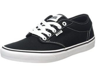 Rebajas! Zapatillas Vans Atwood sólo 31€ (Oferta Cupon Descuento)