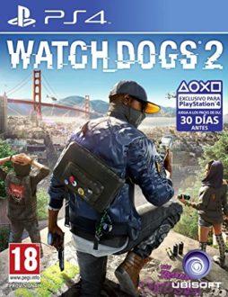 Chollo Amazon! Watch Dogs 2 A mitad de precio (Oferta Cupon Descuento)