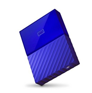 "Chollo Amazon! Disco duro externo WD 4TB 2.5"" por 119€ (Oferta Cupon Descuento)"