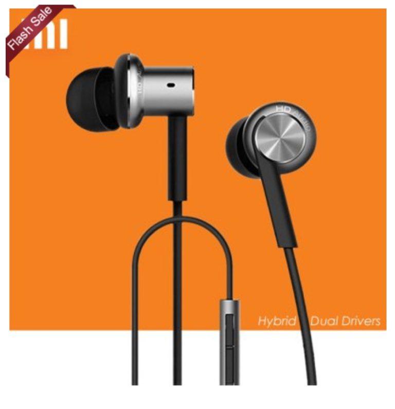 Oferta! Auriculares Xiaomi Hybrid PRO por 23€