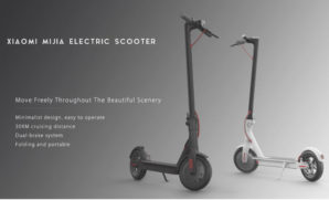 Vuelve stock Amazon! Patinete eléctrico Xiaomi Scooter M365 a 379€