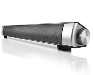 Chollaco! Barra de sonido con bluetooth por 30,99€