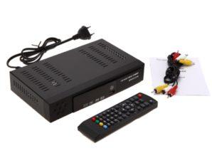 ENVÍO DESDE ESPAÑA! Combo TDT+ Receptor Satélite Full HD con Biss Keys por 17€